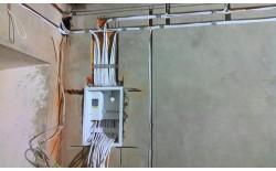Правила прокладки электрического кабеля